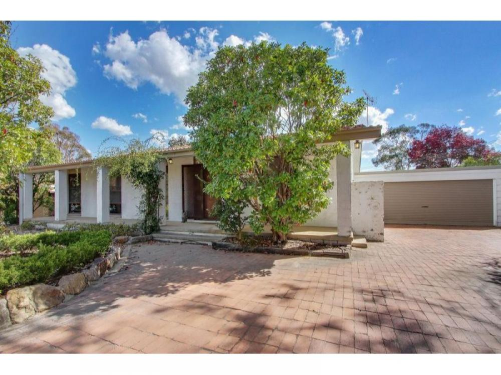 Perfect South Canberra Location
